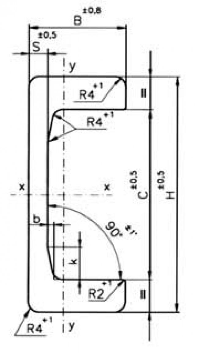 Prodotti erregiemme for Profili per gradini in acciaio